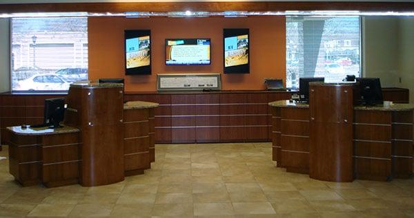 Trustone Financial_Concierge Station