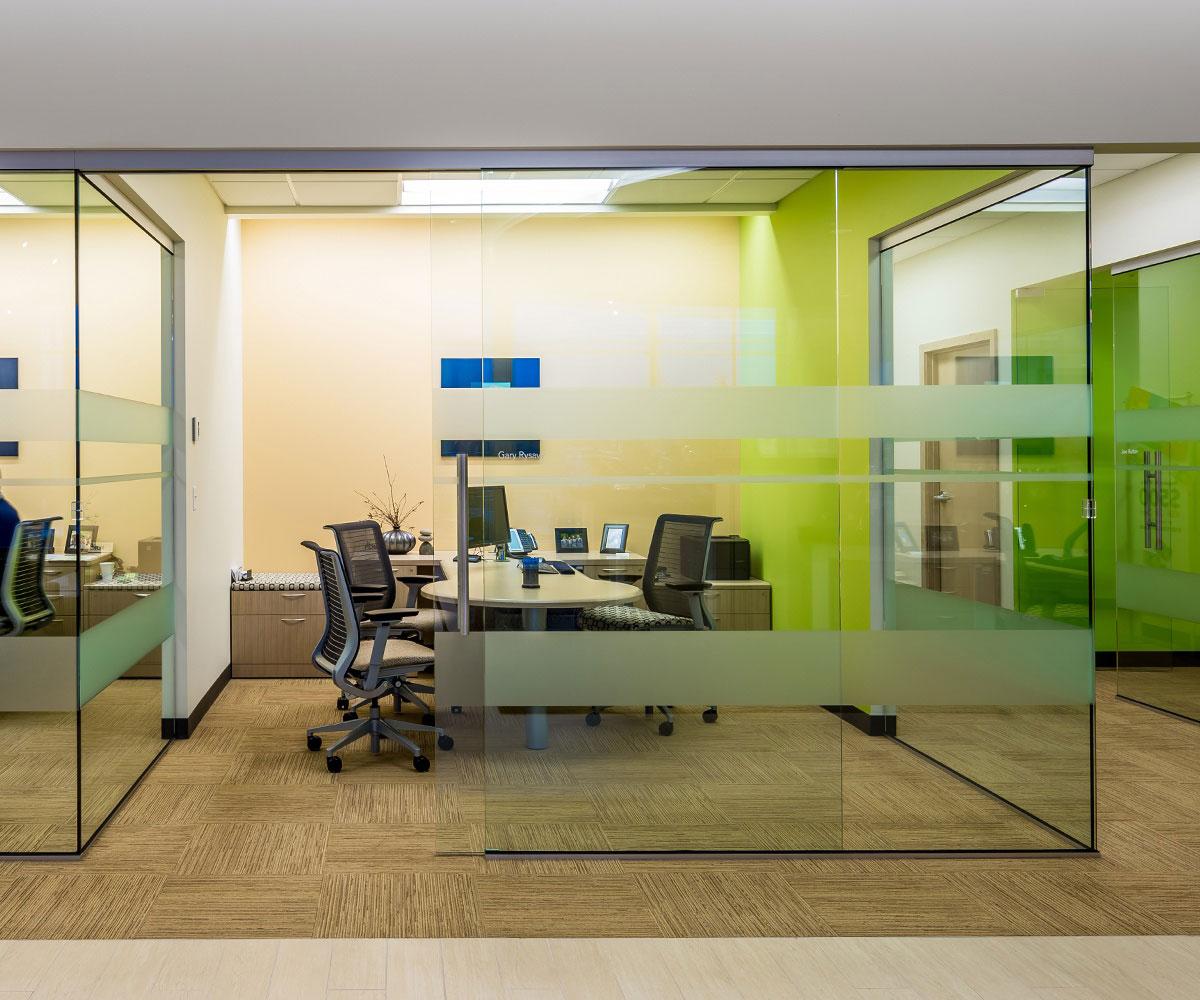 Exceptional Bank Interior Design