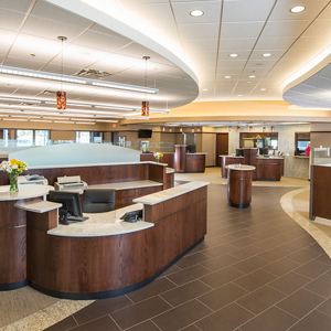 Interior photo of Granite Community Bank