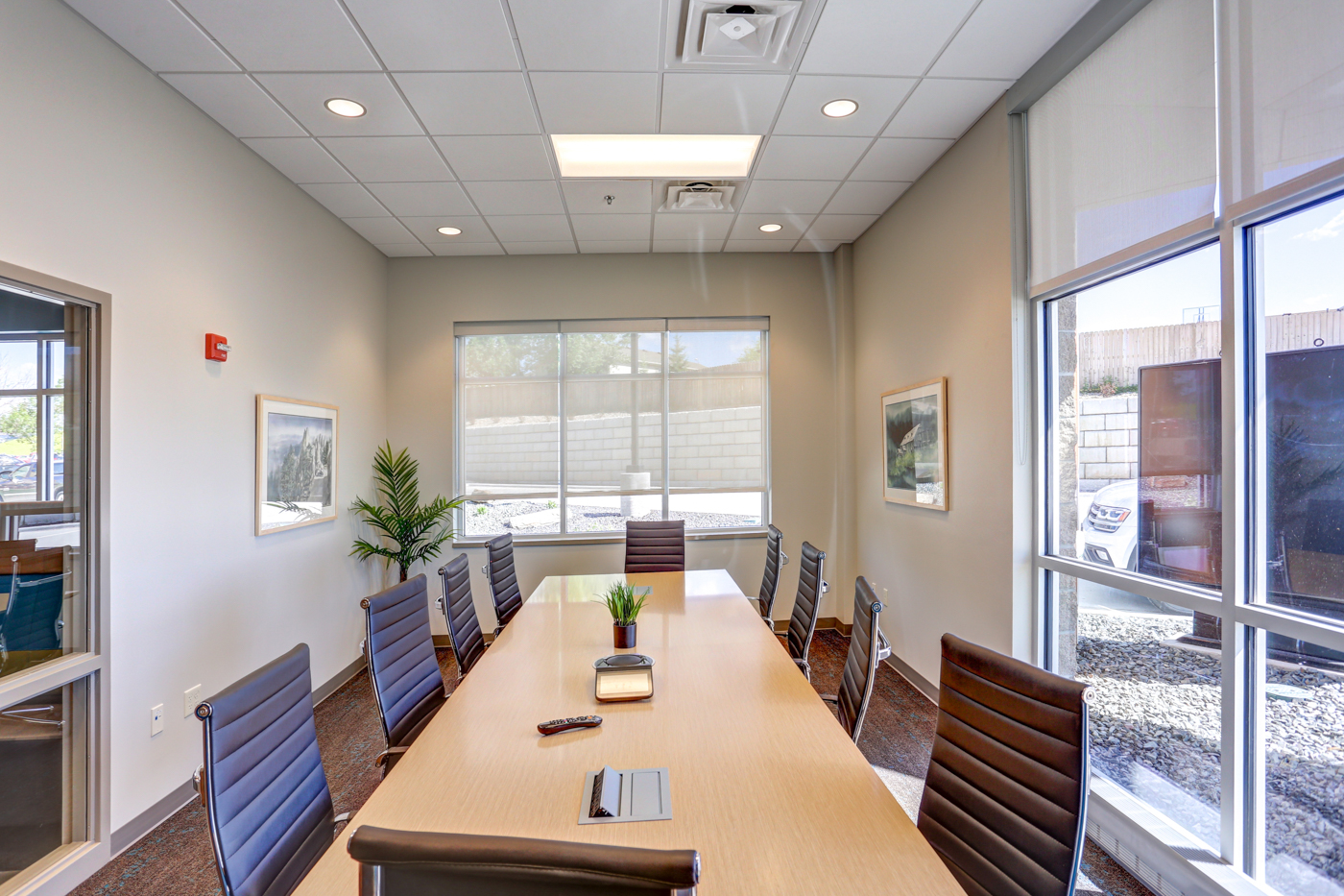 Med5 Credit Union conference room