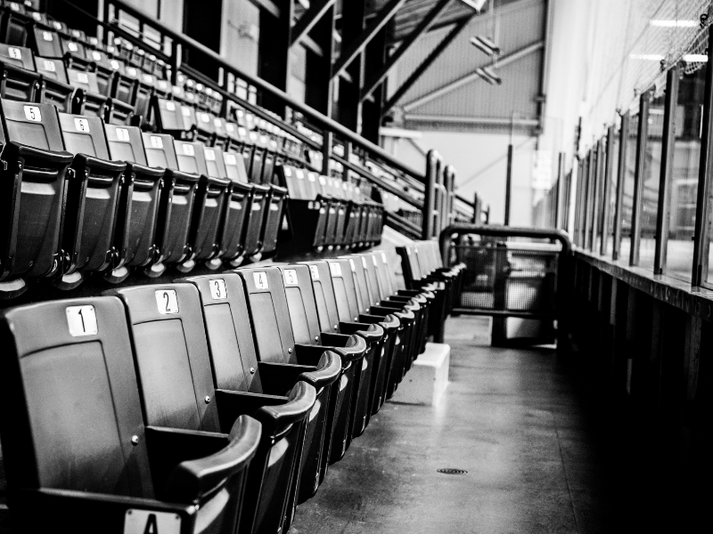Seat quantity in ice rink and arena impacts costs