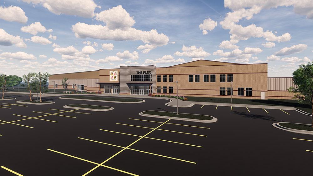 Reisterstown Sportsplex Exterior 1_11-4-19