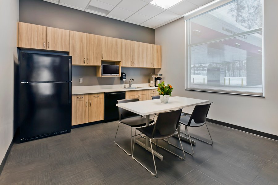 Affinity Plus Federal Credit Union, Grand Rapids MN - Kitchen