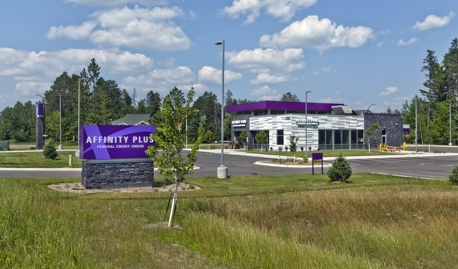 Affinity Plus Federal Credit Union, Grand Rapids MN - Exterior