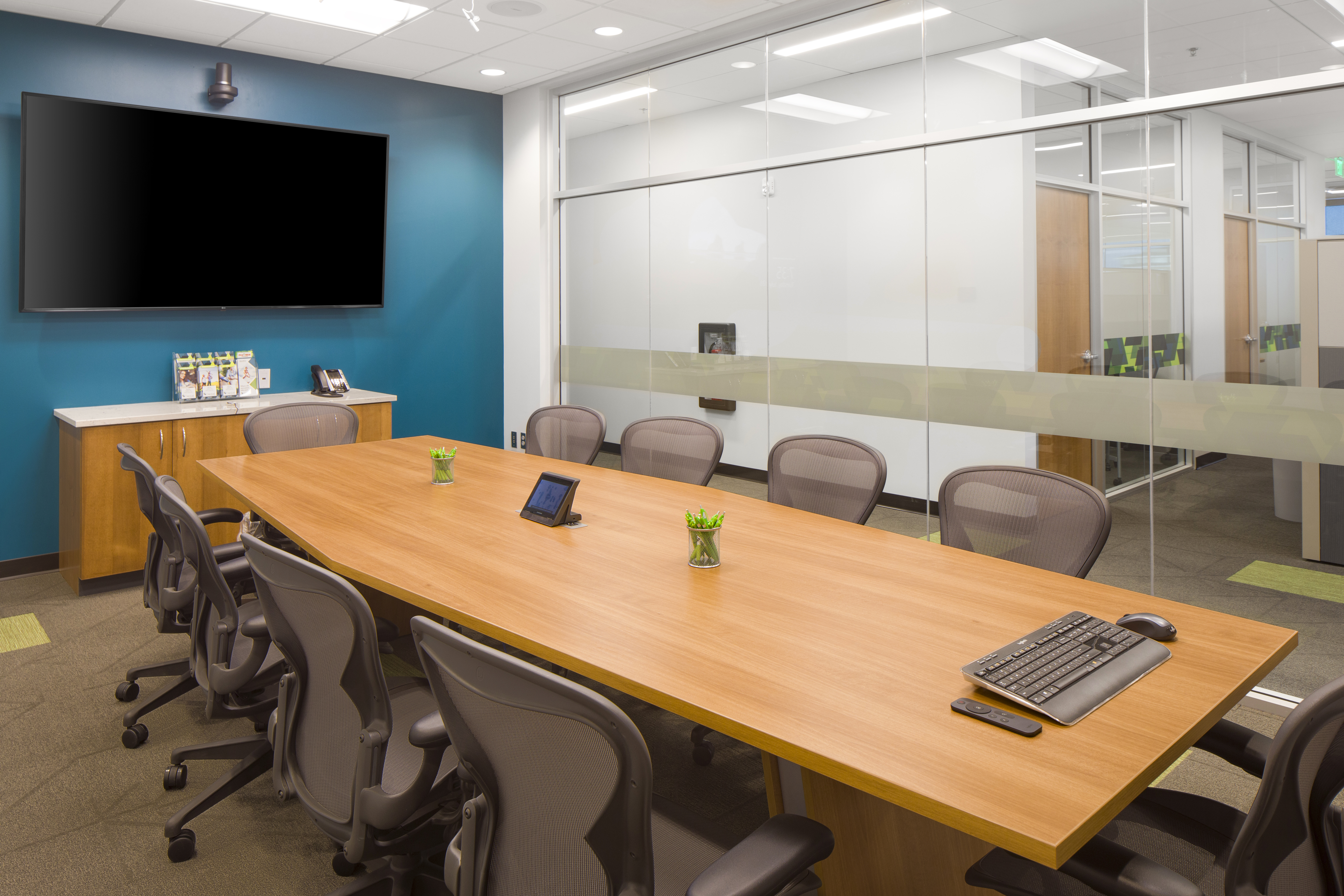Capital Credit Union, Conference Room 2