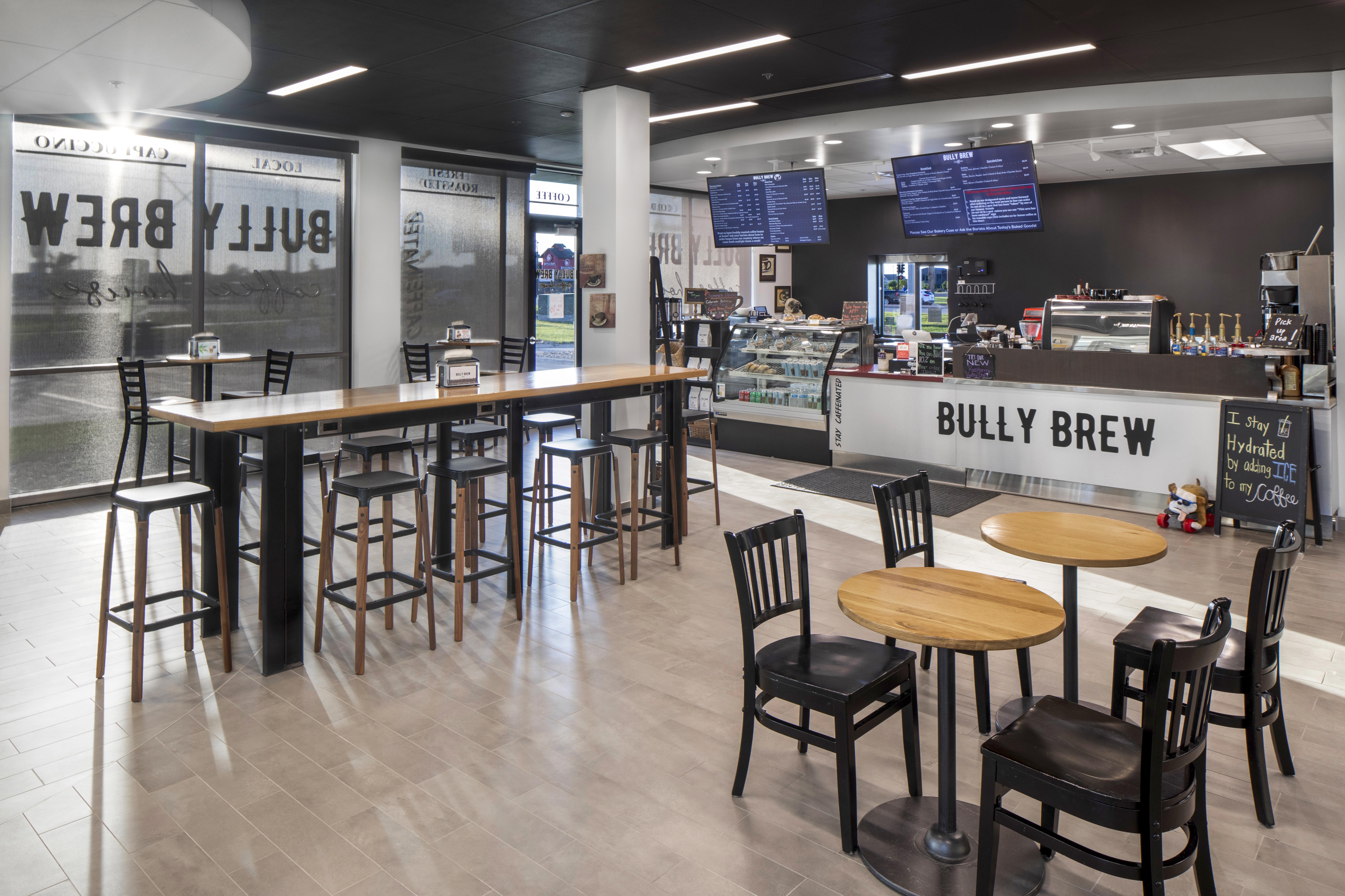 Capital Credit Union, Coffee Shop Co-Brand