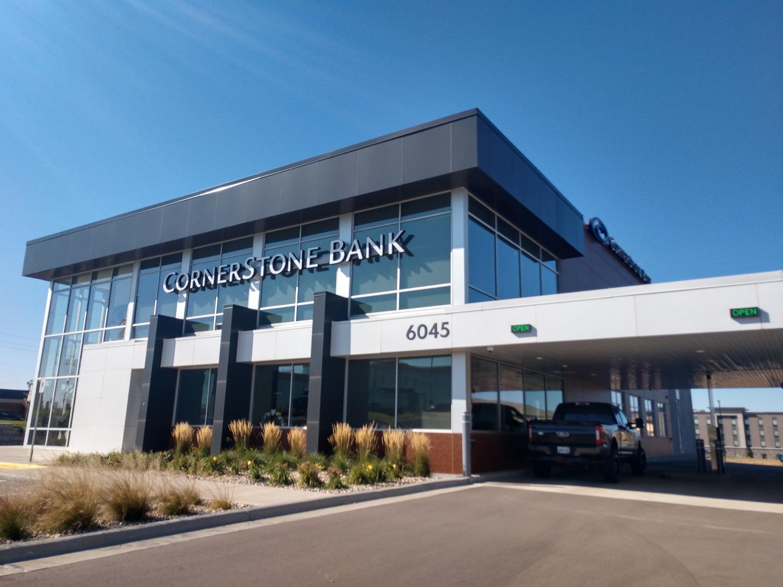 CornerStone Bank, Drive Through