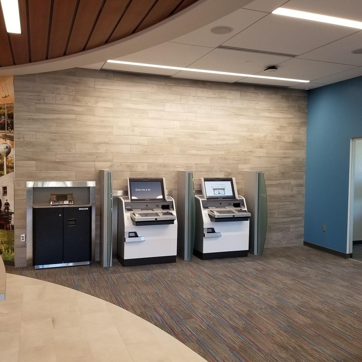 First Alliance Credit Union Interactive Teller Machines (ITMs)