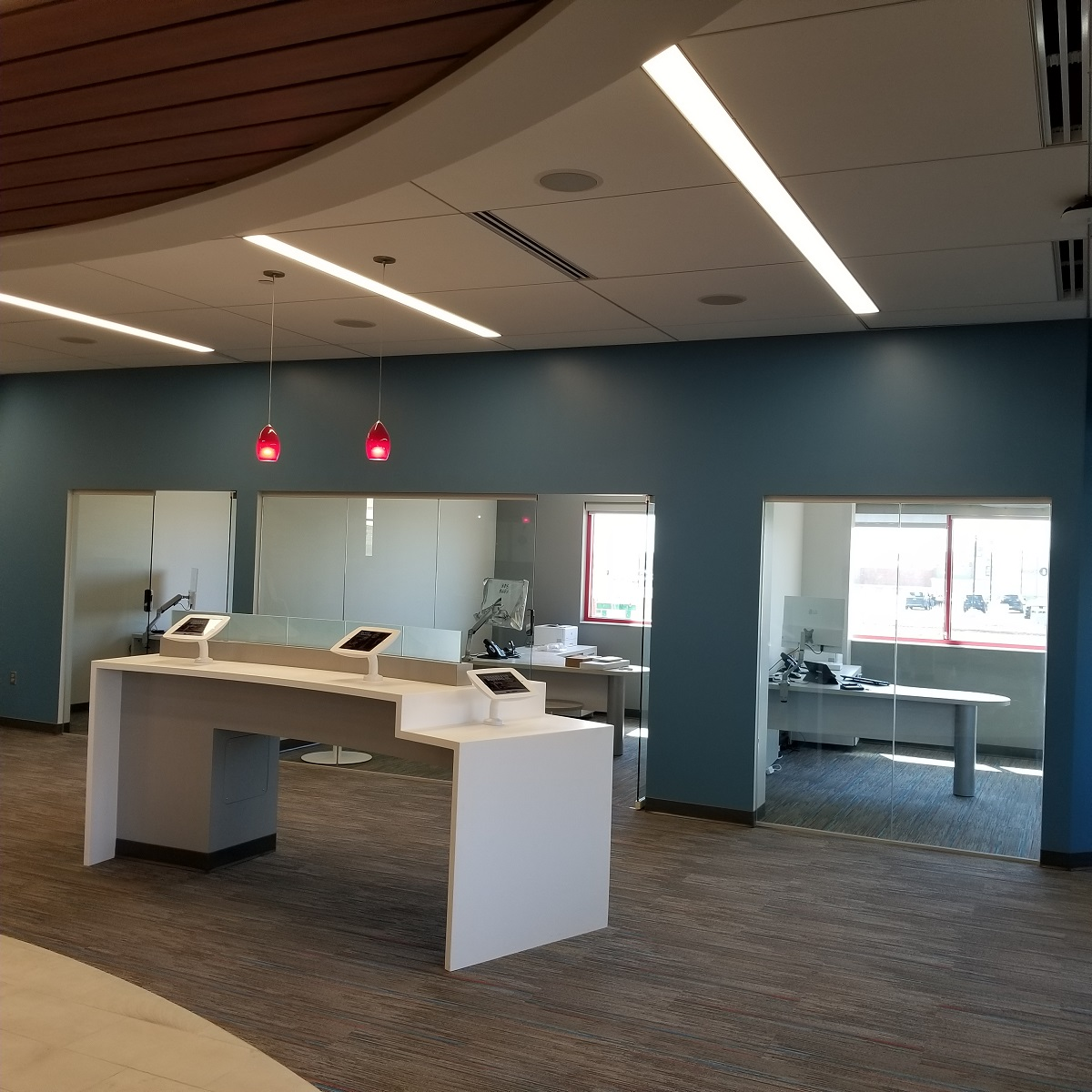 First Alliance Credit Union Tech Island & Offices