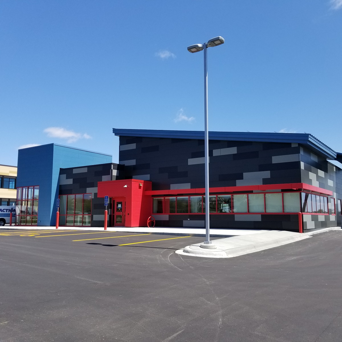 First Alliance Credit Union Exterior