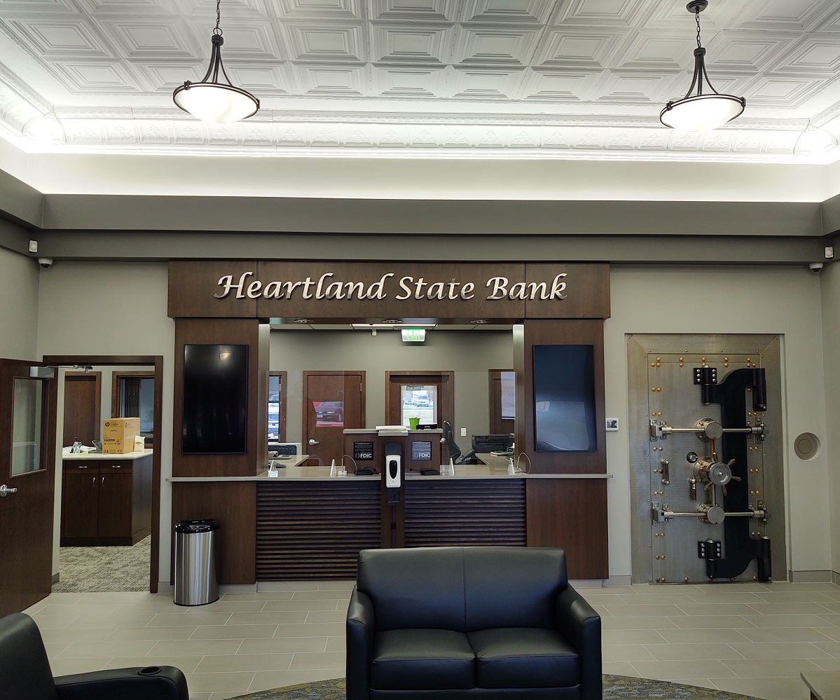 Heartland State Bank; Kulm, ND