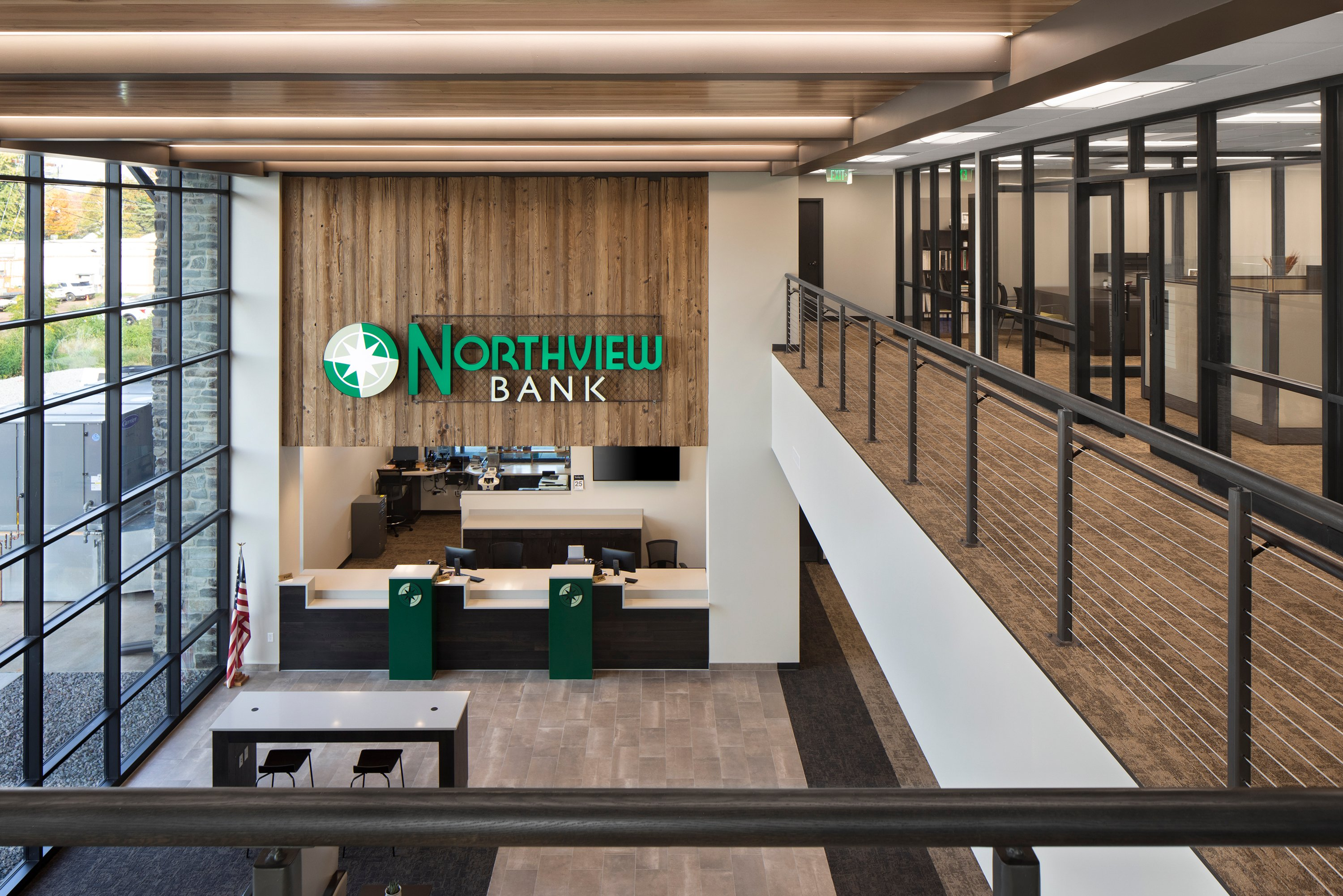 Northview Bank, 2nd Level