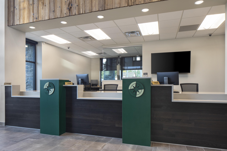 Northview Bank, Teller Stations