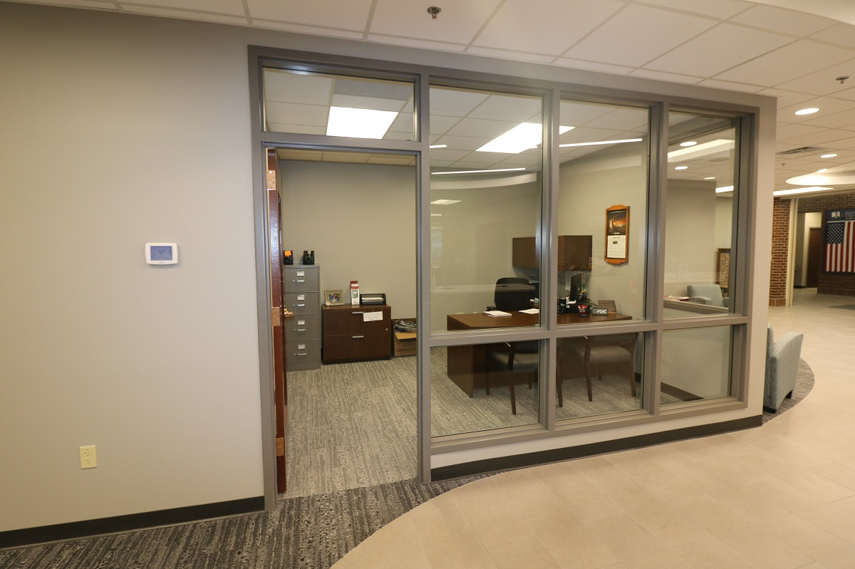 Peoples State Bank Office Space