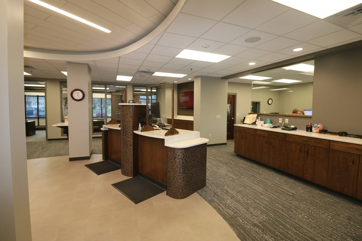 Peoples State Bank Interior
