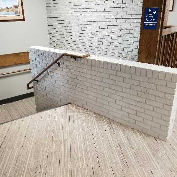 Round Bank Stairway