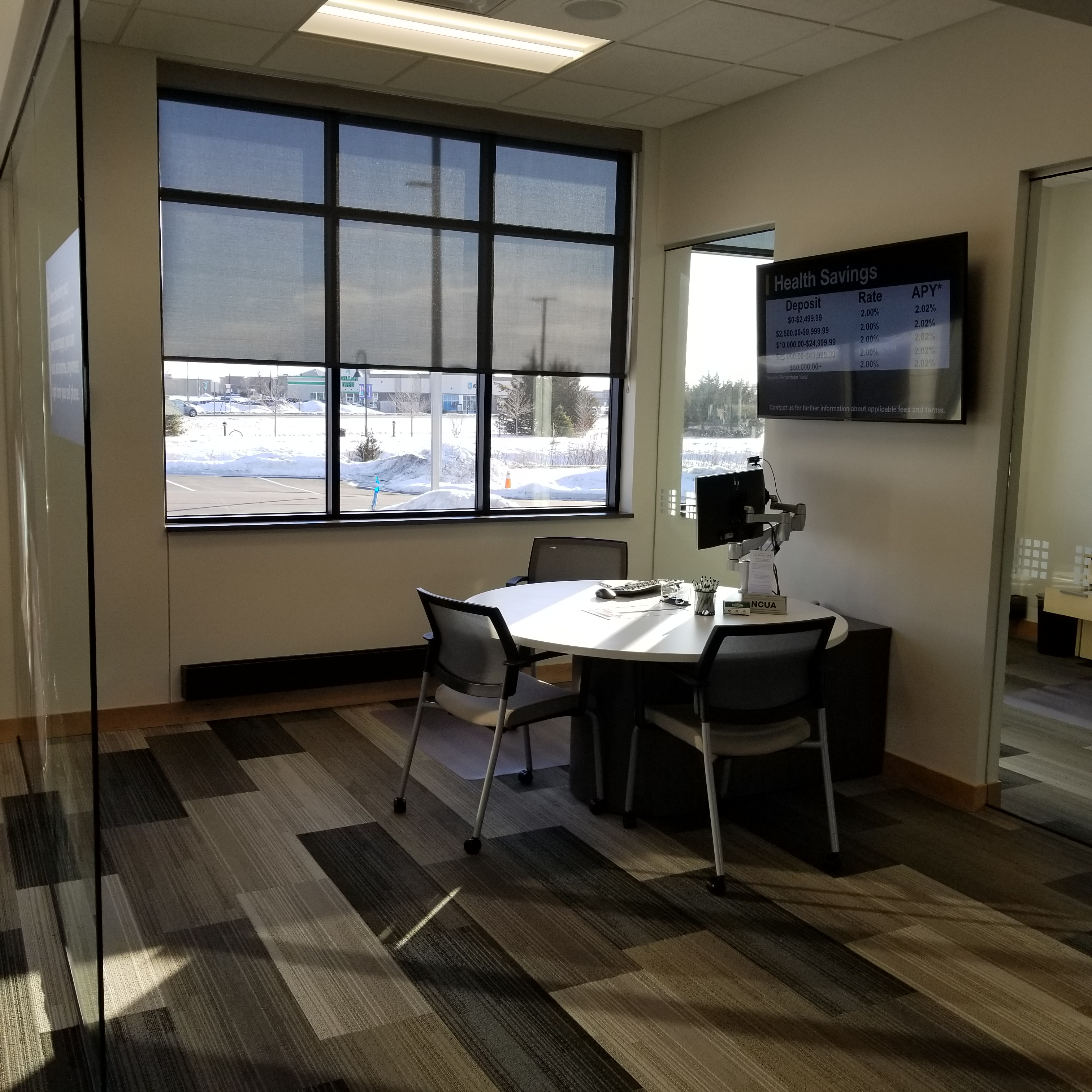 Southpoint Financial Credit Union, Meeting Room